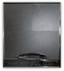 plasturgie exemple de grain - lexique des pièces plastiques